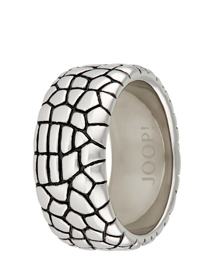Ring Steel Texture Resin JOOP! 4891945893866