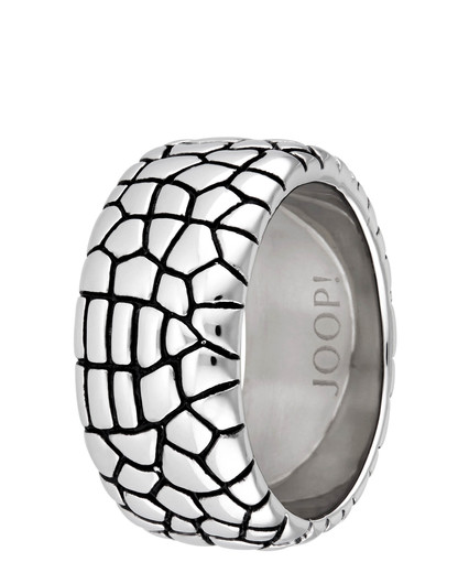 Ring Steel Texture Resin JOOP! 4891945893873