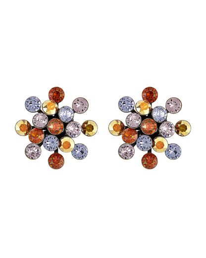 Ohrstecker Magic Fireball mit Swarovski-Steinen KONPLOTT 5450543301624