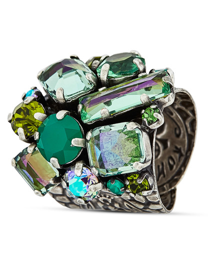 Ring To Katherine With Love II mit Swarovski-Steinen KONPLOTT 5450543304052
