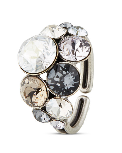 Ring Petit Glamour aus Messing KONPLOTT 5450543302522