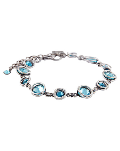 Armband Sparkle Twist aus Messing KONPLOTT 5450543299631