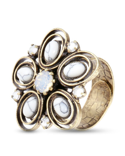 Ring Boho Twist KONPLOTT 5450543712796