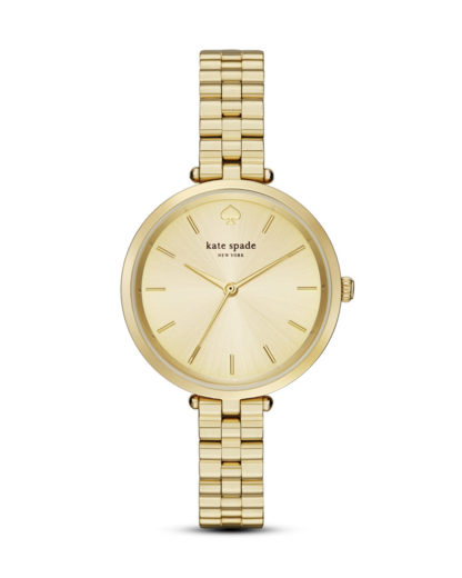 Quarzuhr Classic Holland 1YRU0858 kate spade new york gold 4053858557062