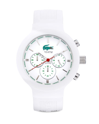 Chronograph 2010653 Lacoste weiß 7613272046893