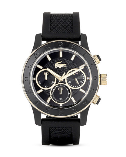 Chronograph CHARLOTTE 2000862 Lacoste gold,schwarz 7613272145657