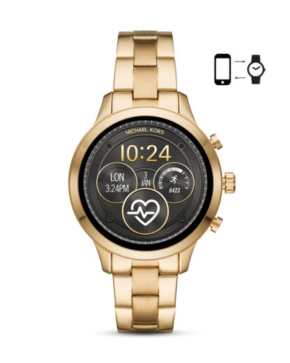 Smartwatch Runway MKT5045 MICHAEL KORS ACCESS gold 4013496055573