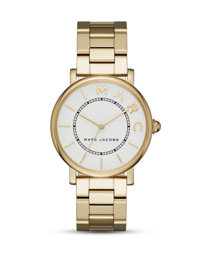 Quarzuhr Marc Jacobs Classic MJ3522 MARC JACOBS gold,weiß 4053858832497