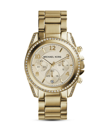 Chronograph Blair MK5166 MICHAEL KORS gold 4048803352564