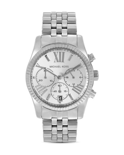 Chronograph Lexington MK5555 MICHAEL KORS silber 4051432393808