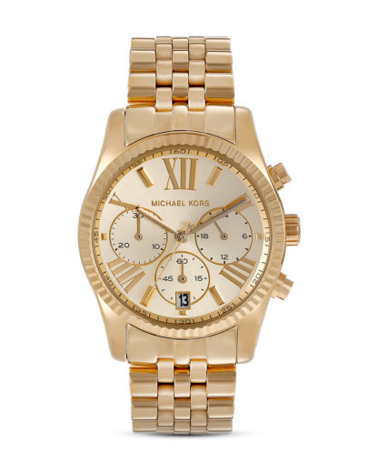 Chronograph Lexington MK5556 MICHAEL KORS gold 4051432393815