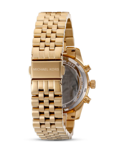 Chronograph Lexington MK5556 MICHAEL KORS Damen Edelstahl 4051432393815