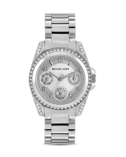 Quarzuhr Blair Mini MK5612 MICHAEL KORS silber 4051432546426