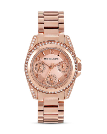 Quarzuhr Blair Mini MK5613 MICHAEL KORS roségold 4051432546440