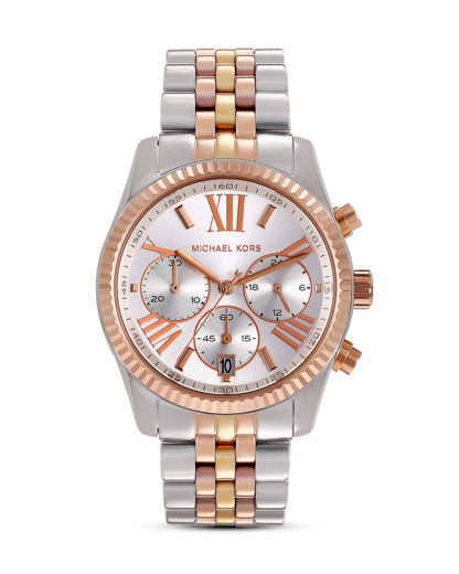 Chronograph Lexington MK5735 MICHAEL KORS gold,roségold,silber 4051432739385