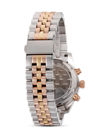 Chronograph Lexington MK5735 MICHAEL KORS Damen Edelstahl 4051432739385