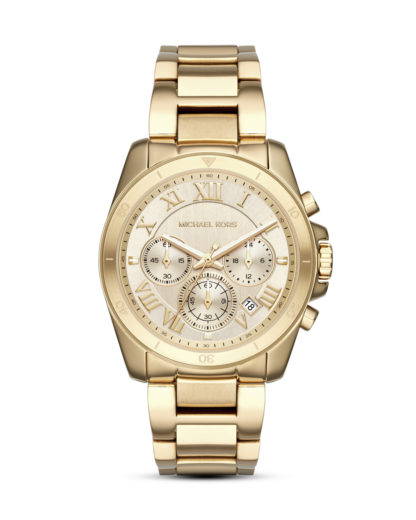 Chronograph Brecken MK6366 MICHAEL KORS gold 4053858677395