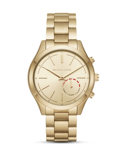 Hybrid-Smartwatch Slim Runway MKT4002 MICHAEL KORS ACCESS gold 4053858779969