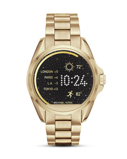 Smartwatch Bradshaw MKT5001 MICHAEL KORS ACCESS gold 4053858712379