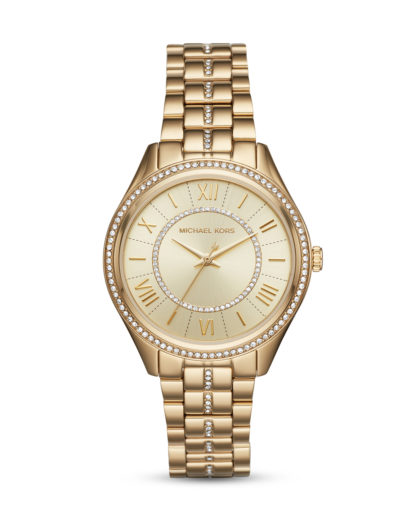 Quarzuhr Lauryn MK3719 MICHAEL KORS gold 4053858903555