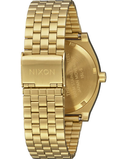 Quarzuhr A045 2478-00 NIXON Gold 3608700818405