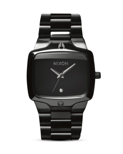 Quarzuhr Player A140 001-00 All Black NIXON schwarz 3007000684770