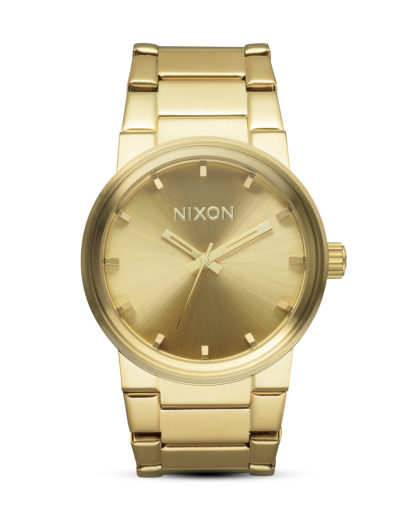 Quarzuhr Cannon A160 502-00 All Gold NIXON gold 3007001728503