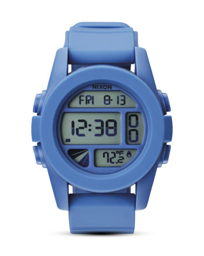 Digitaluhr Unit A197 1405-00 Marina Blue NIXON blau 3608700002194