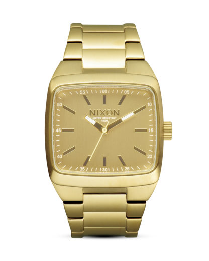 Quarzuhr Manual II A244 502-00 All Gold NIXON gold 3007001892235