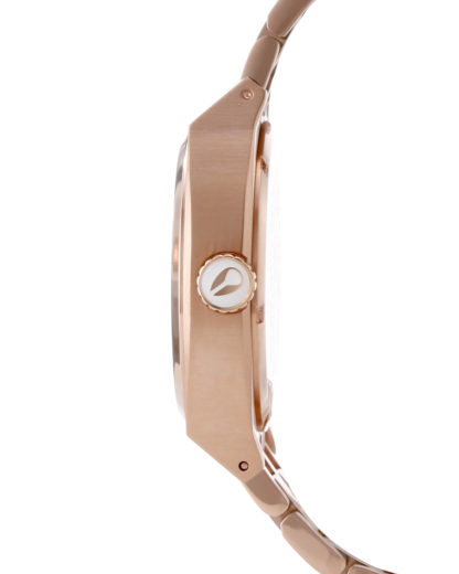 Quarzuhr Monopoly A325 897-00 All Rose Gold NIXON Damen Edelstahl 3608700002330