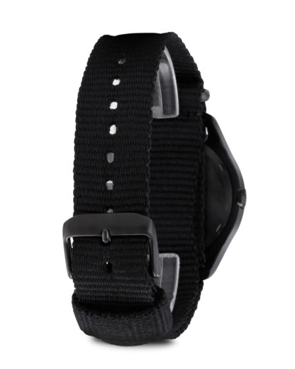 Quarzuhr Mod A348 001-00 All Black NIXON Damen,Herren Stoff 3608700002422