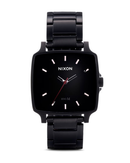Quarzuhr Cruiser A357 680-00 All Gunmetal / Black NIXON schwarz 3608700003153