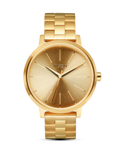 Quarzuhr Kensington A099 502-00 All Gold NIXON gold 3007001728046