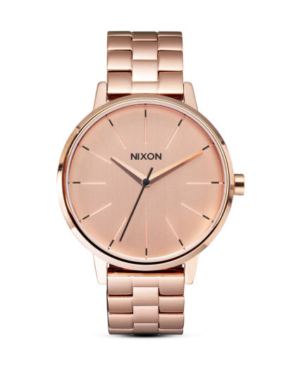 Quarzuhr Kensington A099 897-00 All Rose Gold NIXON roségold 3007001966394