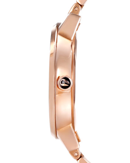 Quarzuhr Kensington A099 897-00 All Rose Gold NIXON Damen Edelstahl 3007001966394