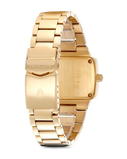 Quarzuhr Small Player A300 511-00 All Gold / Gold NIXON Damen Edelstahl 3007001728787