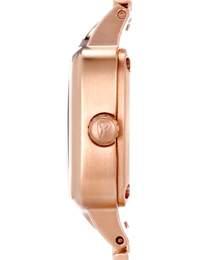 Quarzuhr Small Player A300 897-00 All Rose Gold NIXON Damen Edelstahl 3007001966592