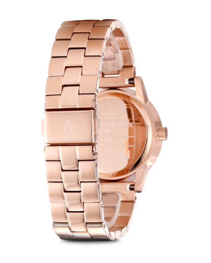 Quarzuhr Small Kensington A361 897-00 All Rose Gold NIXON Damen Edelstahl 3608700084473