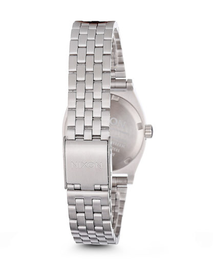 Quarzuhr Small Time Teller  A399 1920-00 All Silver NIXON Damen Edelstahl 3608700138046