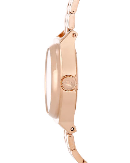 Quarzuhr Small Time Teller A399 897-00 All Rose Gold NIXON Damen Edelstahl 3608700138060
