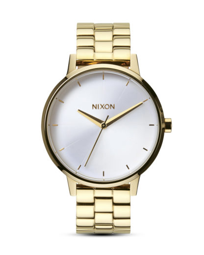 Quarzuhr Kensington A099 508 Gold / White NIXON gold 3608700591858