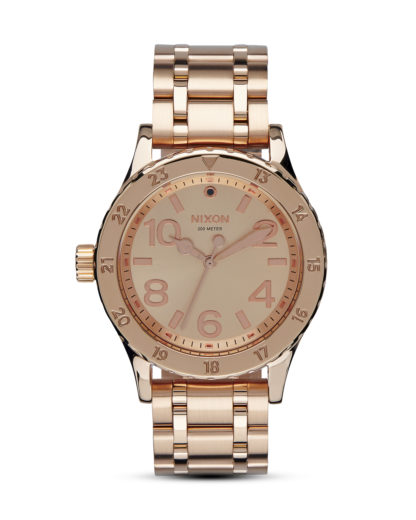 Quarzuhr 38-20 A410 897 All Rose Gold NIXON roségold 3608700640839