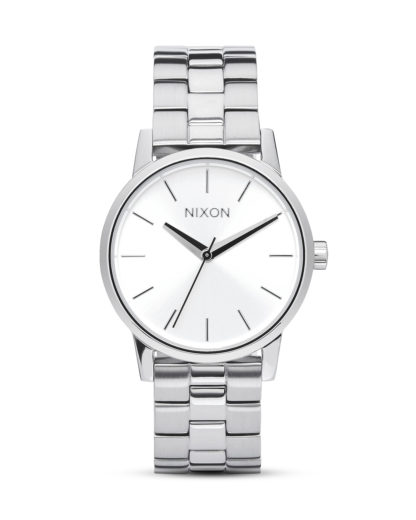 Quarzuhr Small Kensington A361 1920 All Silver NIXON silber 3608700640648