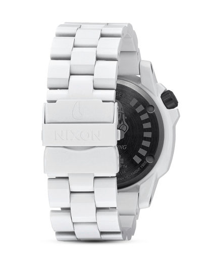 Quarzuhr The Ranger Star Wars Stormtrooper White A506SW-2243 STAR WARS ™ | NIXON weiß 3608700677200