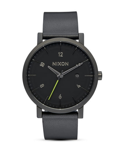 Quarzuhr Rollo A945 001-00 All Black NIXON schwarz 3608700663517