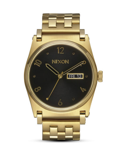 Quarzuhr Jane A954-510 All Gold / Black NIXON gold,schwarz 3608700704128