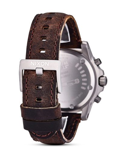 Chronograph Ranger Leather Star Wars A940SW-2377-00 Jedi Black / Brown STAR WARS ™ | NIXON Damen,Herren Leder 3608700757148