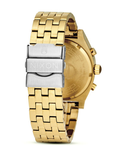Chronograph Time Teller Star Wars A972SW-2378-00 C-3PO Gold STAR WARS ™ | NIXON Damen,Herren Edelstahl 3608700757155