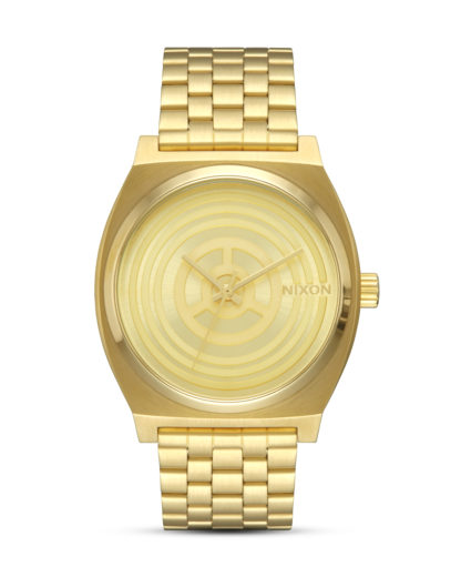 Quarzuhr Time Teller Star Wars A045SW-2378-00 C-3PO Gold STAR WARS ™ | NIXON gold 3608700756998