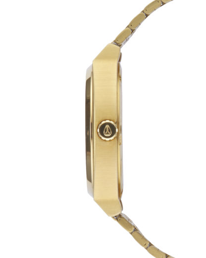 Quarzuhr Time Teller Star Wars A045SW-2378-00 C-3PO Gold STAR WARS ™ | NIXON Damen,Herren Edelstahl 3608700756998